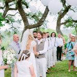 Outdoor Ceremony with Austin Wedding Officiant