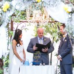 Review of Austin Officiant performing cereony at Hummingbird House