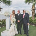 Wedding Officiant Stephen Simmons at Horseshoe Bay Texas