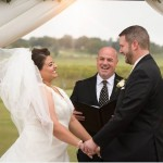 Review of Austin Wedding officiant at Vineyard at Florence