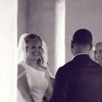 Austin Officiant Review bride and groom at Chapel Dulcinea