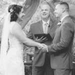 Austin Wedding officiant I do Ceremonies and couple
