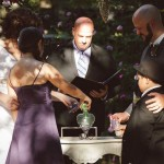 Sand Ceremony Austin Wedding Ceremony