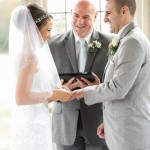 Austin Wedding Officiant at Gruene Estate