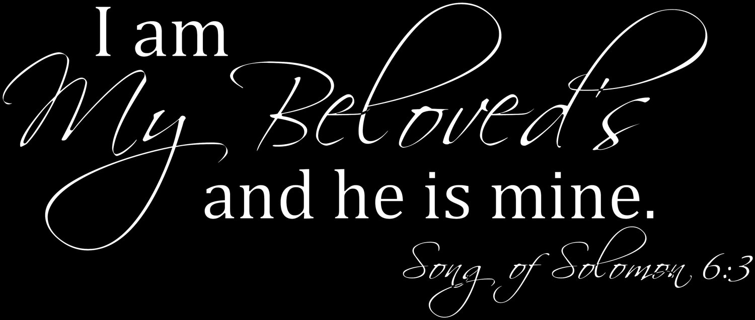 He Is My Beloved And I Am His Ring