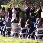 Hearing Impaired Wedding Ceremony at Vintage Villas