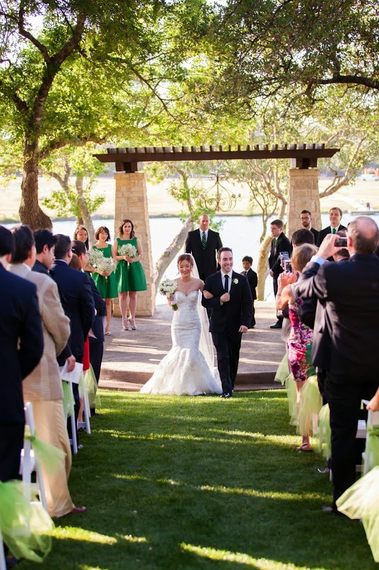 Introduction of couple Avery Ranch - I Do Ceremonies Austin Wedding Officiant