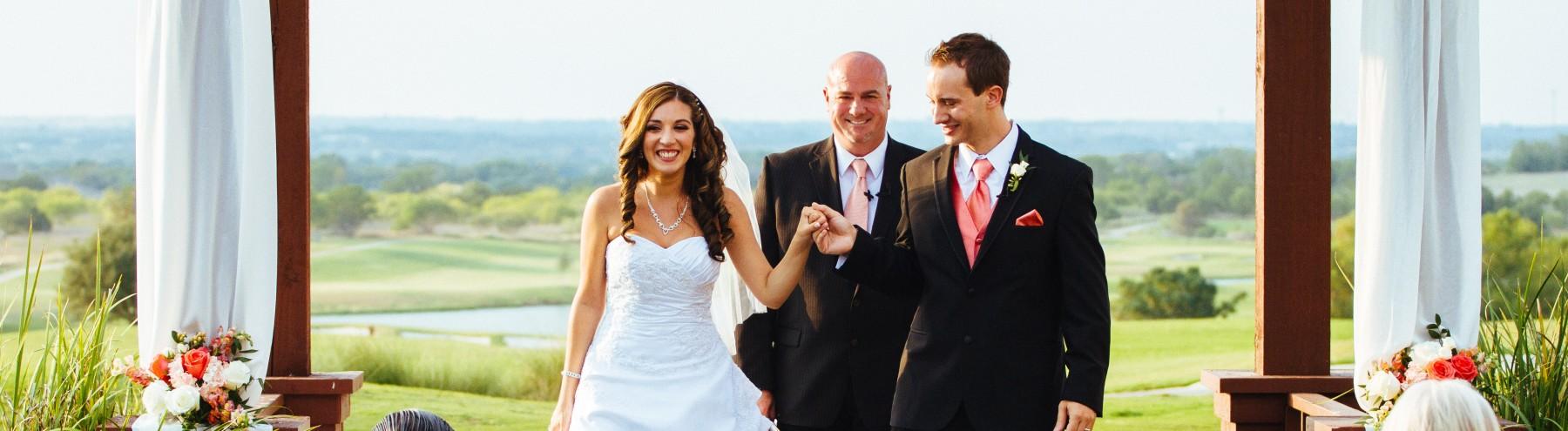 I Do Ceremonies Austin Wedding Officiant