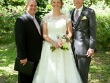 Austin Wedding Officiant bride and groom